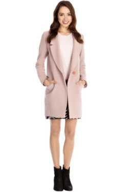 6 Must Have Pink Coats from the High Street: Shop Now