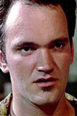 Quentin Tarantino Young
