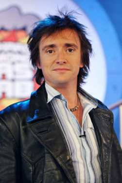It's the box set of my TV science show  :  Richard Hammond,  co-hosting car programme Top Gear
