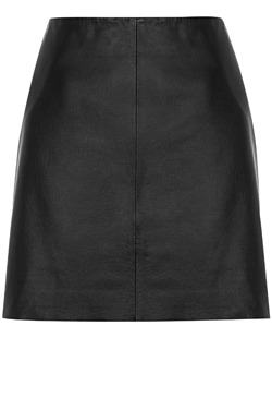 The Staple Leather Skirt from Warehouse You Need!