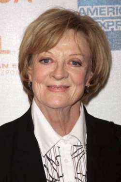 maggie smith had shingles during potter filming - female first