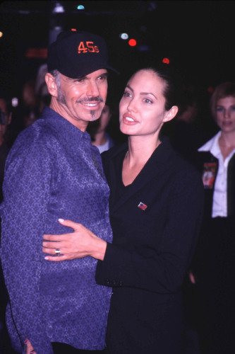 Timothy Hutton And Angelina Jolie