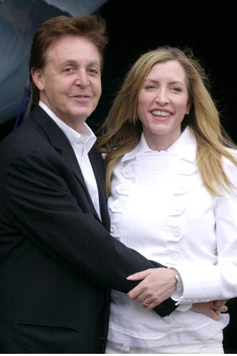 Their Wedding Ceremony Was At Castle Leslie In County Monaghan Ireland And McCartney Composed Her A Song Called Heather From His 2001 Album Driving Rain
