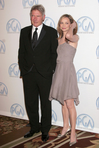 Bill Kay Ford >> 5 Things you never knew about Calista Flockhart and ...