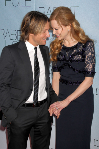 Celebrity Wedding Anniversary: Nicole Kidman and Keith Urban 25/6/2006