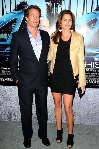 Celebrity Wedding Anniversary: Cindy Crawford and Rande ...