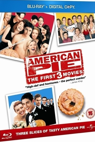 American Pie Trilogy Blu-Ray