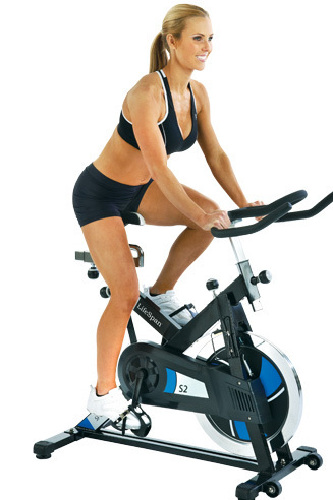 An exercise bike at home may seem like a good idea, but will you really use it?