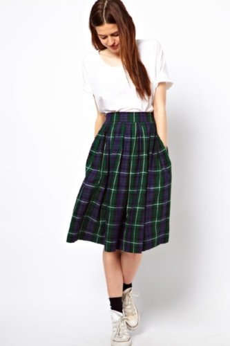 Full Midi Skirts: Shop the Trend