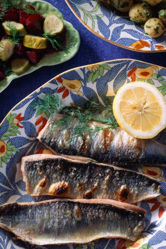 how to bbq fish fillets