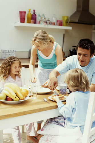 Do you have to persuade your child to eat more fruit and veg?