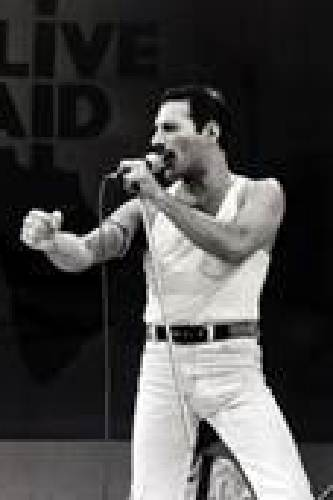 Freddie Mercury - Star-Portrait, News, Pictures returned with his family