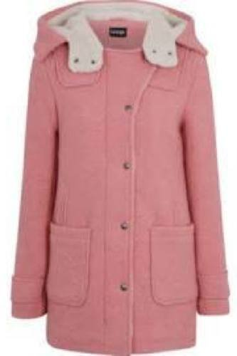 Hooded Duffle Coat £32