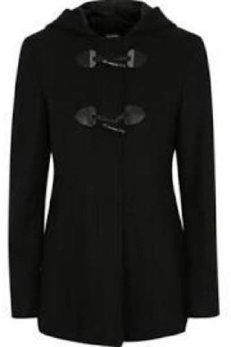 Black Toggle Duffle Coat £20