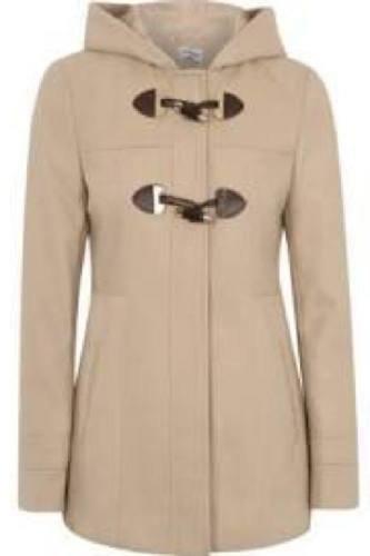 Paddington Bear inspiring a coat fashion trend