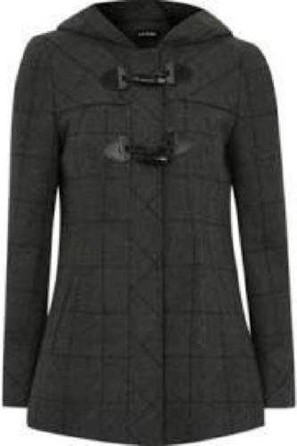 Charcoal Toggle Duffle Coat £20