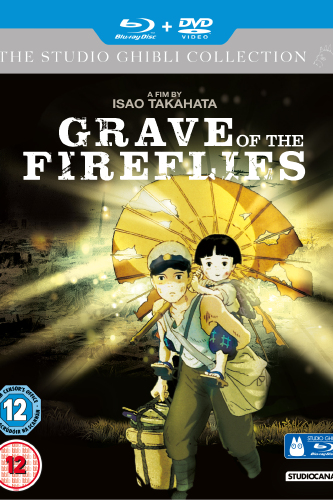 Grave of the Fireflies Blu-Ray