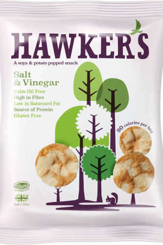 Hawker's Salt and Vinegar
