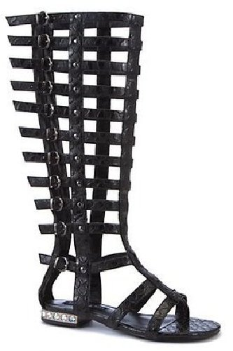 Will you be trying a high gladiator sandal?