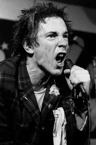 Punk Icon Johnny Rotten
