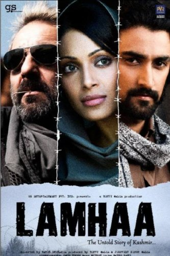 Action thriller 'Lamhaa' is on 'Movieplex'