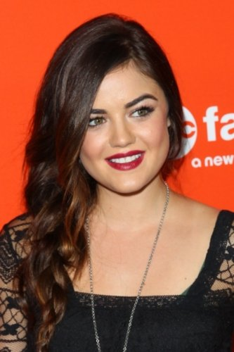 We recreate this beauty look of Lucy Hale
