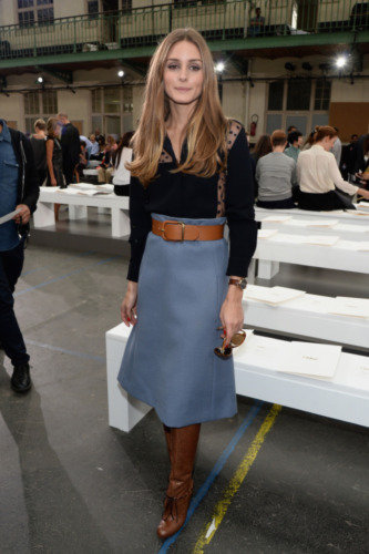 Celebrity style we can't wait to see Front Row at Fashion Week