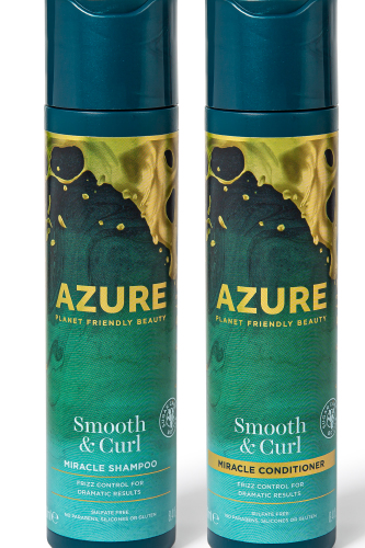 Azure Smooth and Curl