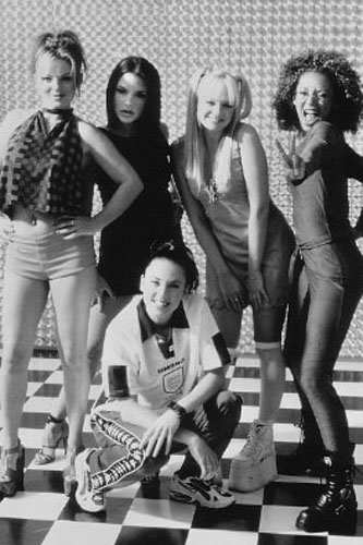 The Way They Were...The Spice Girls 1997