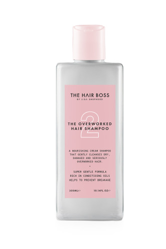 The Hair Boss Overworked Shampoo