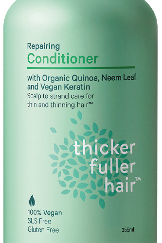 Thicker Fuller Hair Conditioner- https://thickerfullerhair.co.uk