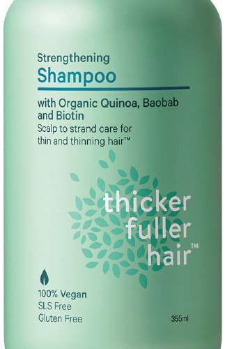 Thicker Fuller Hair Shampoo-  https://thickerfullerhair.co.uk