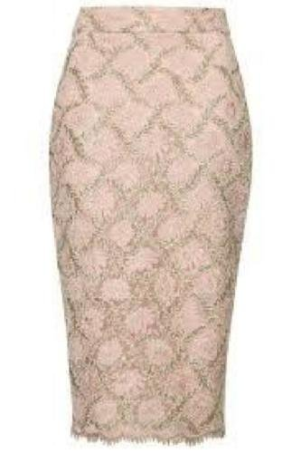 Topshop Limited edition lace pencil skirt