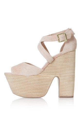 Topshop shoes - Polyvore