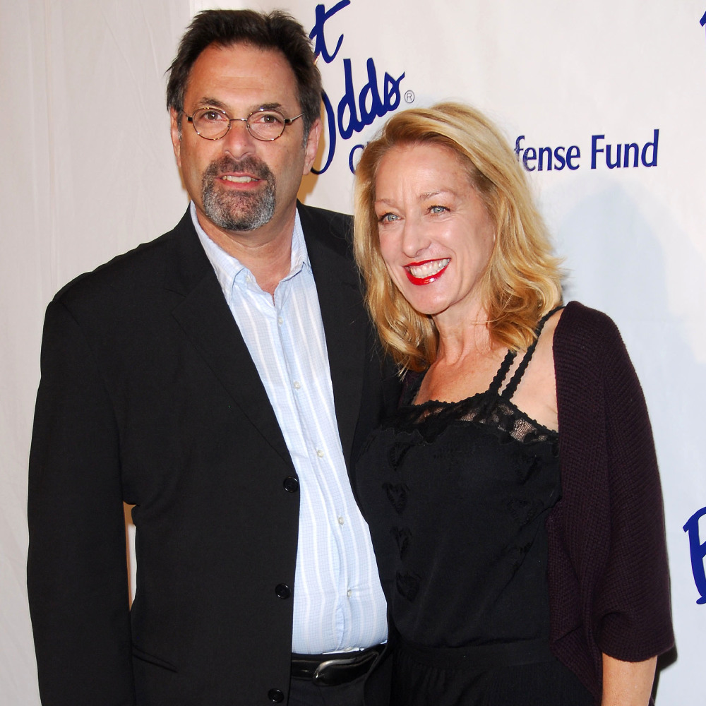 Patricia Wettig and Ken Olin (Credit: Famous)