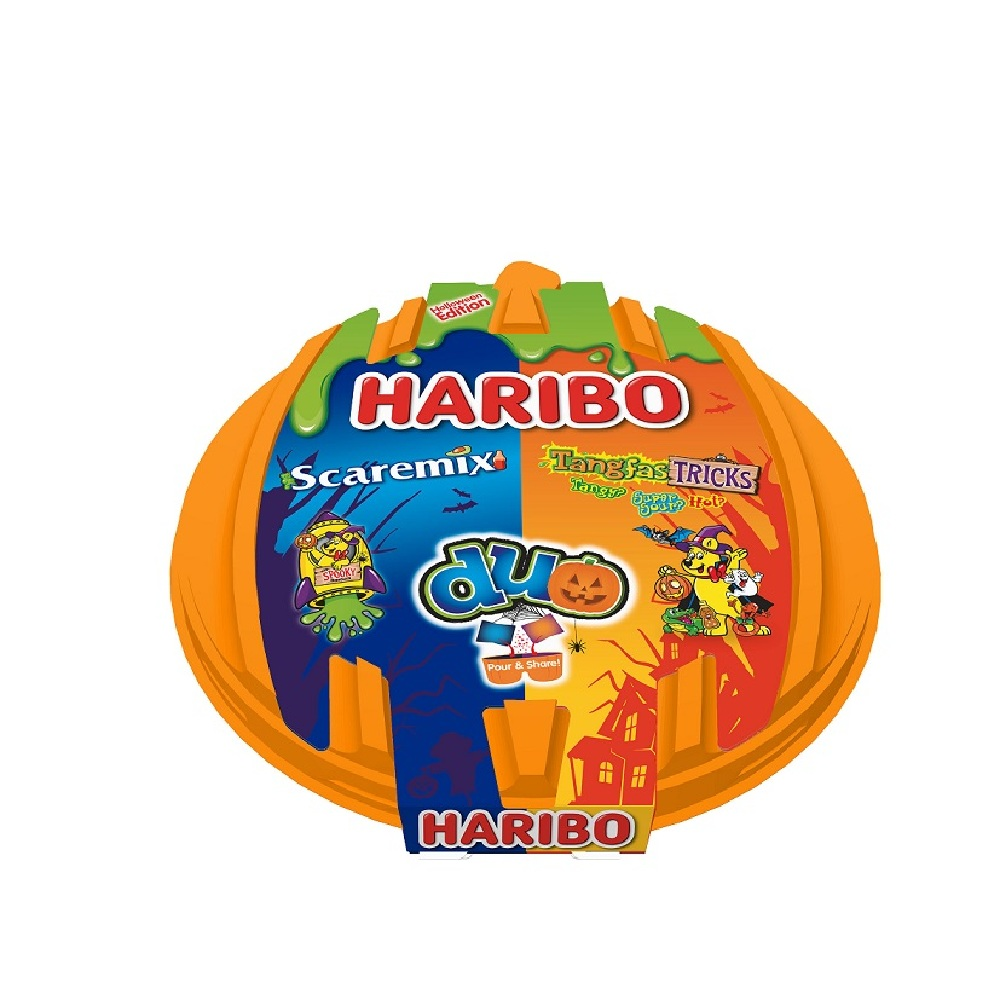 HARIBO's Halloween selection is available now!