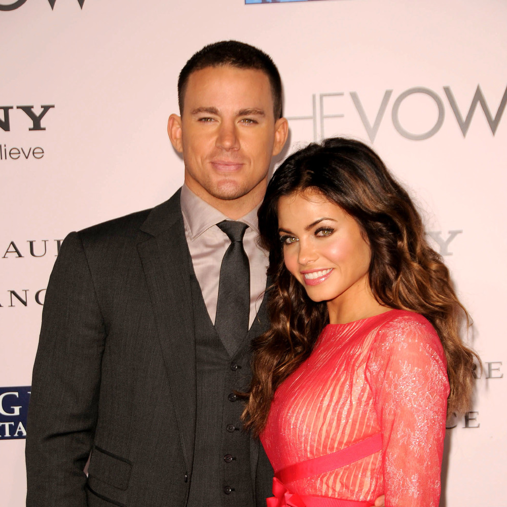 Happy Wedding Anniversary Channing Tatum And Jenna Dewan-Tatum!