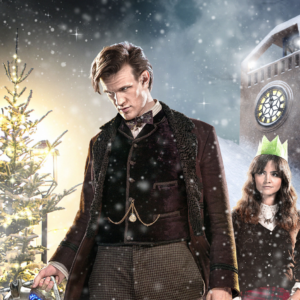 New extended Doctor Who Christmas Special trailer released
