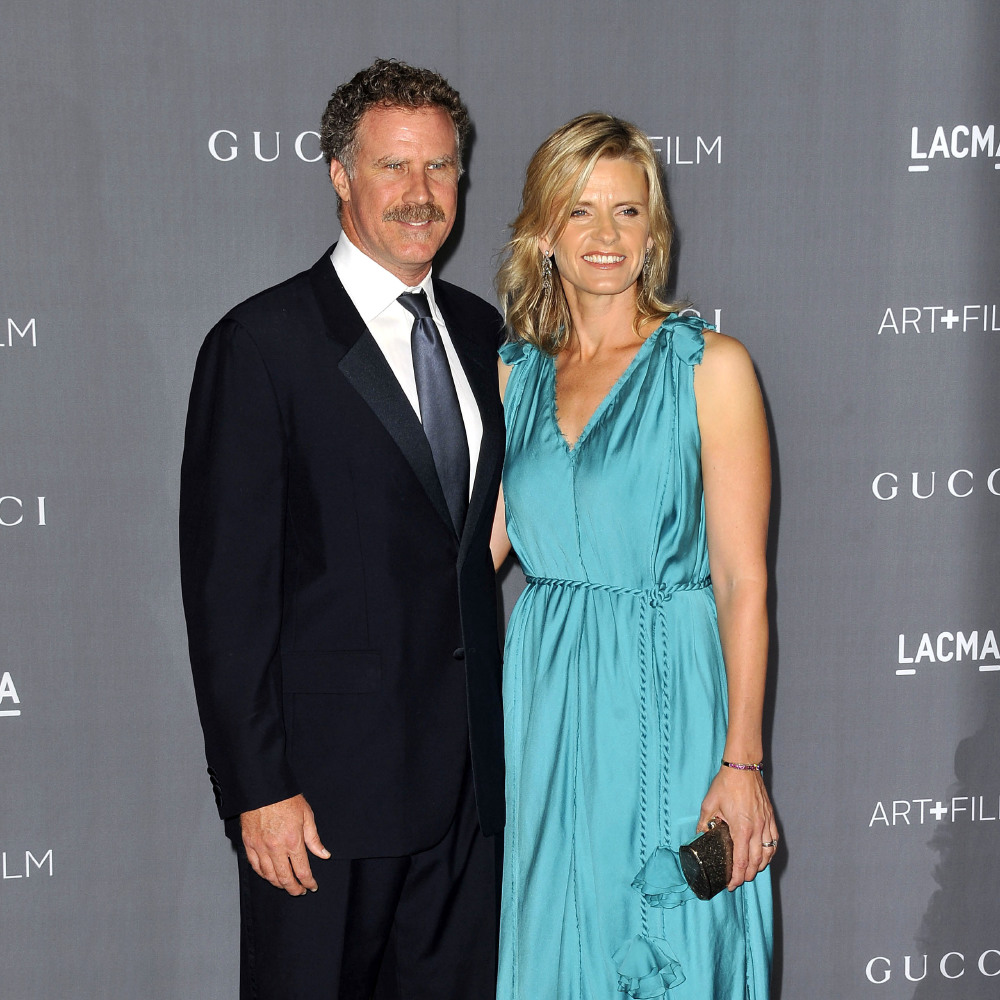 Happy Wedding Anniversary Will Ferrell and Viveca Paulin!