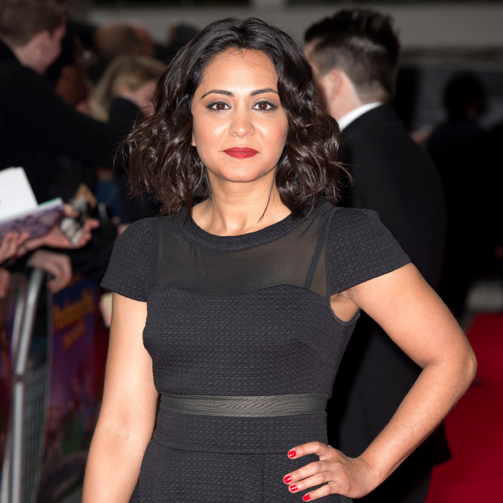 Celebrity Wedding Anniversary: Parminder Nagra and James ...