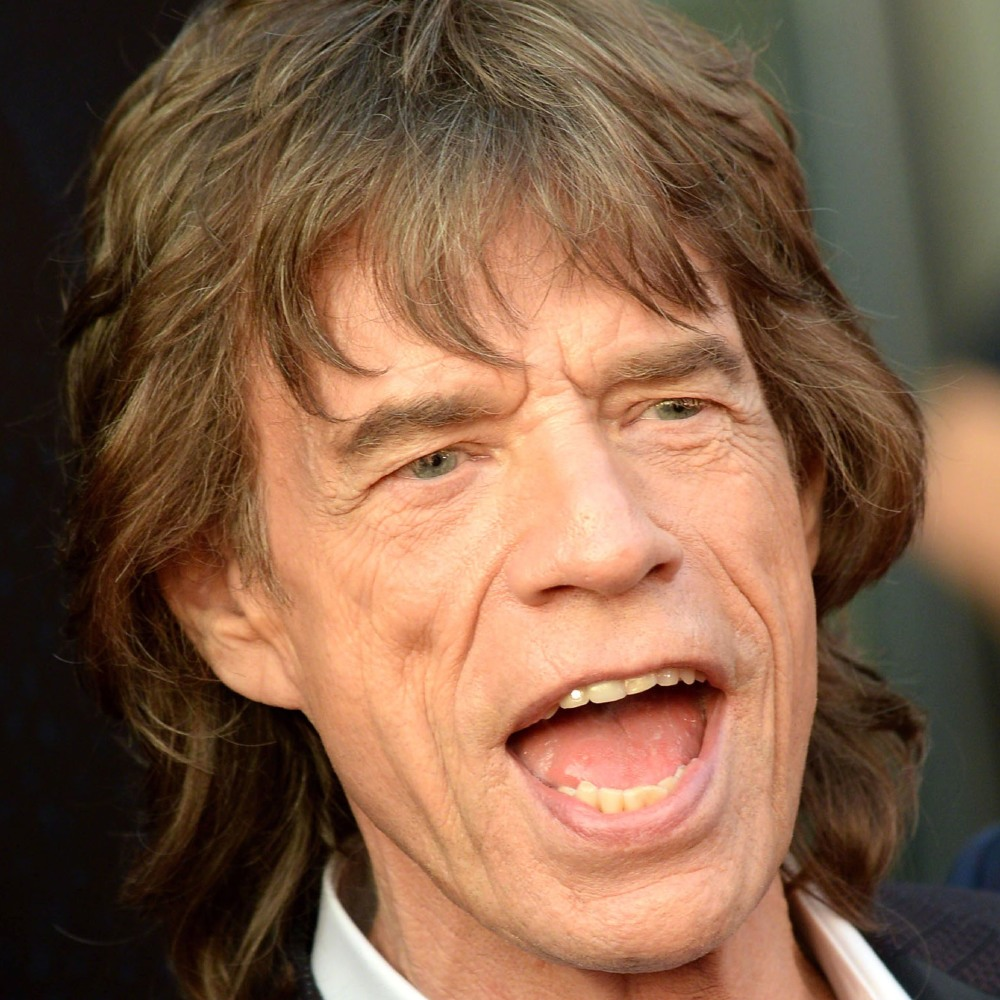 Celebrity Wedding Anniversary Mick Jagger And Bianca