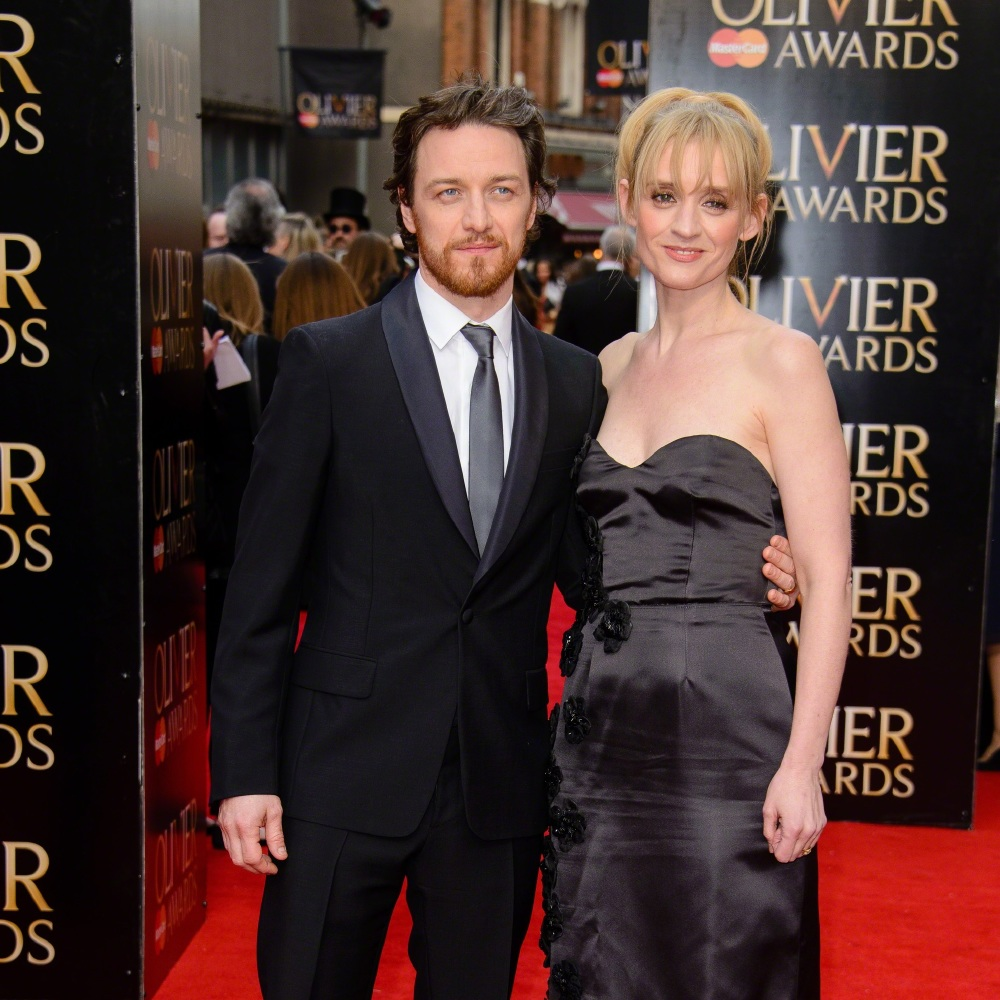 Celebrity Wedding Anniversary: James McAvoy and Anne Marie ...