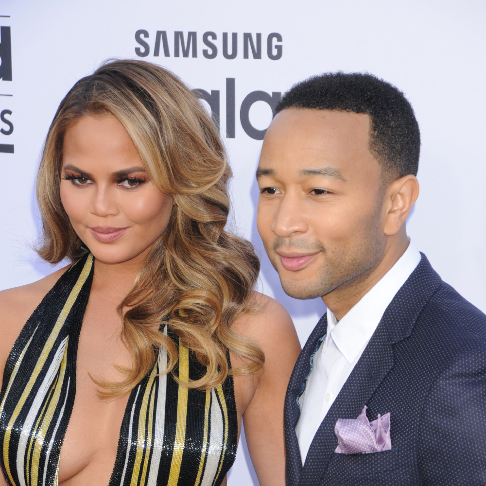 John Legend and Chrissy Tiegen