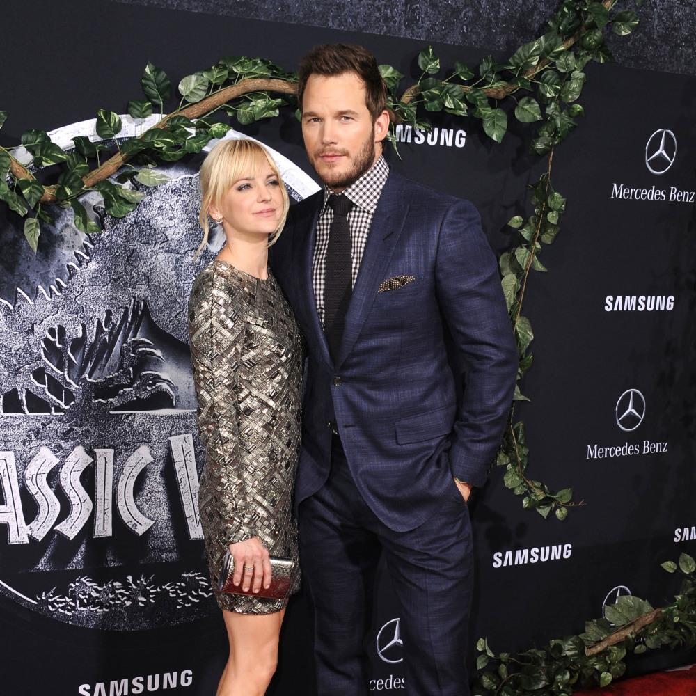 Celebrity Wedding Anniversary: Chris Pratt And Anna Faris