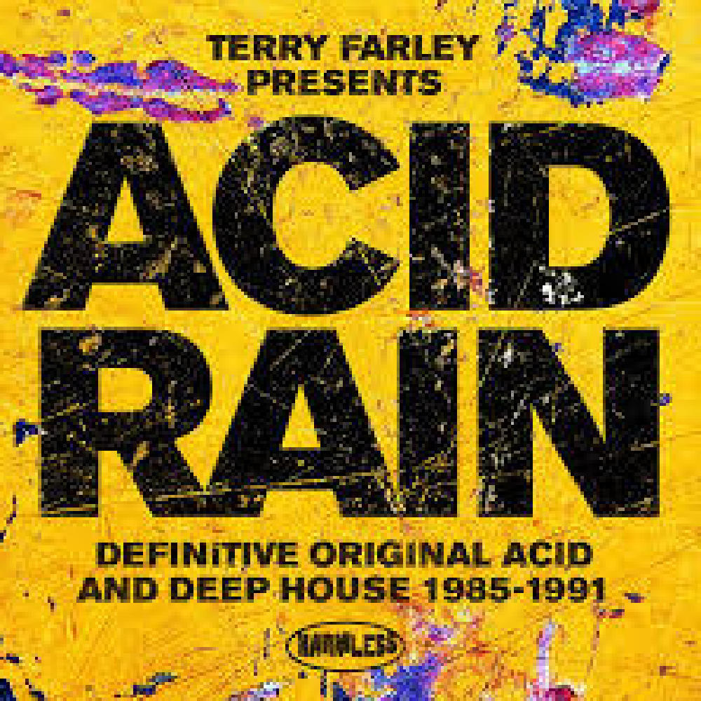 Album Cover 'Acid Rain: Definitive Original Acid And Deep House 1985-1991