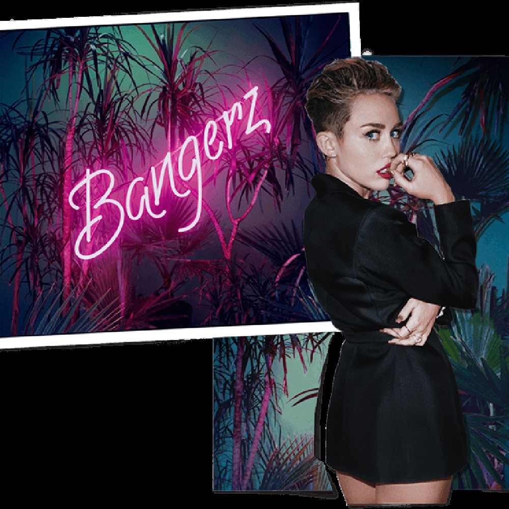 miley cyrus bangerz album review