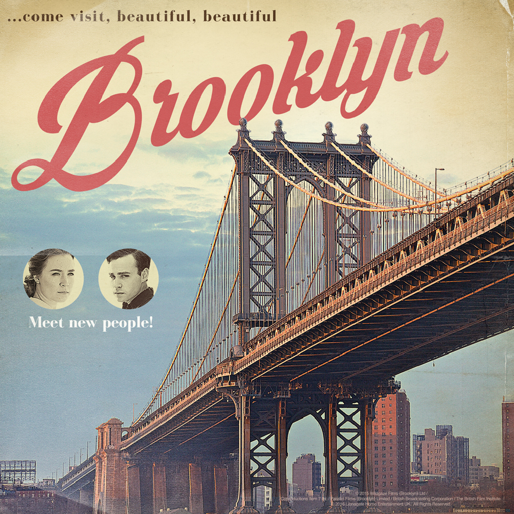 New Hindi Movei 2018 2019 Bolliwood: Check Out Brooklyn Retro Posters