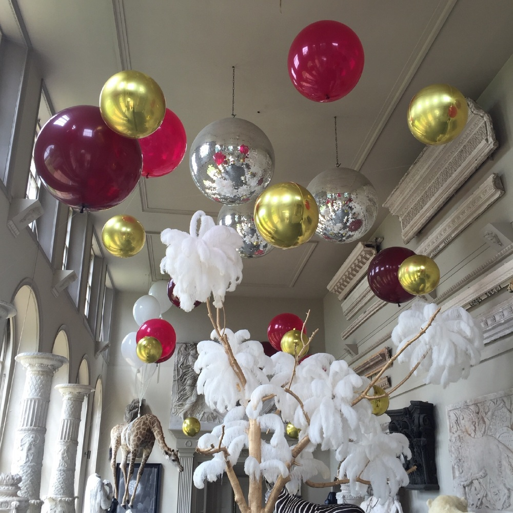 Blow Wedding Guests Away With Balloon Dcor Top Tips For Using