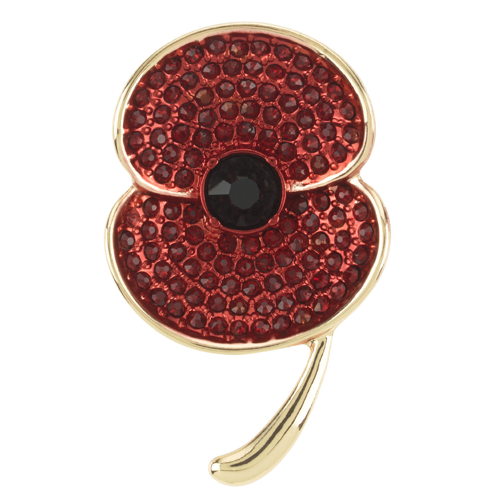 The Royal British Legion launch new Poppy Collection