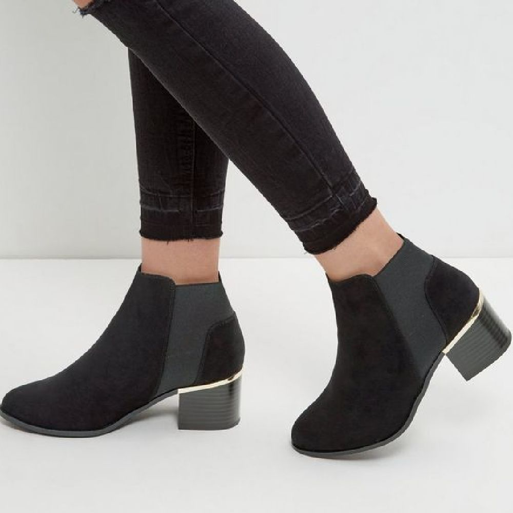 Autumn / Winter Ankle Boots: